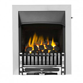 Valor Trueflame Convector Alton Fret (0594072) Chrome Trim