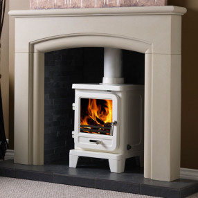 New Haven Moray Stone with Vega Edge 100 Stove