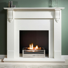"Gallery Richmond 54"" Stone Inglenook Fireplace"