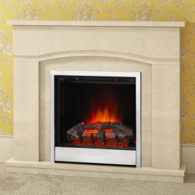 Be Modern Camilla Electric Fireplace Suite