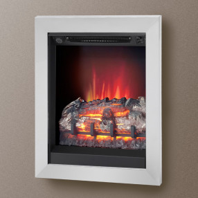"Be Modern Casita 18"" Hole In The Wall Electric Fire"