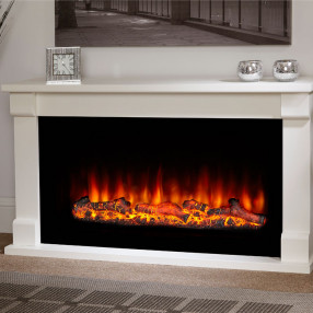 "Suncrest Bradbury 48"" Electric Fireplace Suite"