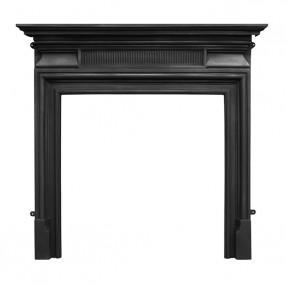 "Carron Belgrave 54"" Cast Iron Fireplace Surround"