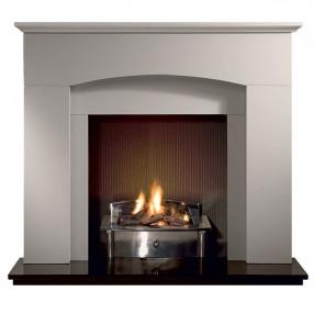 "Gallery Cartmel 48"" Stone Inglenook Fireplace"