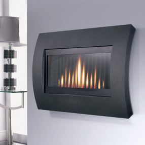 Flavel Curve Hang on the Wall Gas Fire