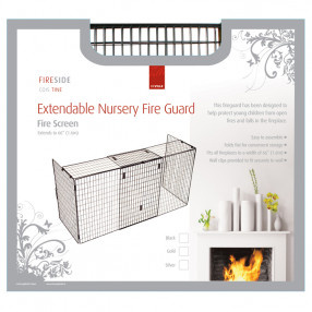 Deville Extendable Nursery Guard