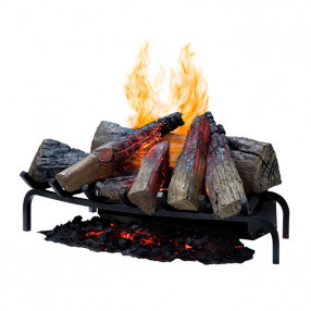 Dimplex Silverton Opti-Myst Electric Fire Basket