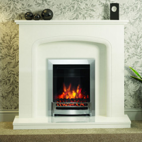 Elgin & Hall Viena Marble Fireplace Suite