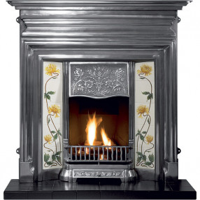 Gallery Edwardian Cast Iron Fireplace