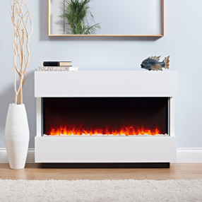 Ekofires 1220 Electric Fireplace Suite