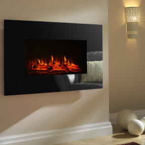 Ekofires 1110 Hang on the Wall Electric Fire