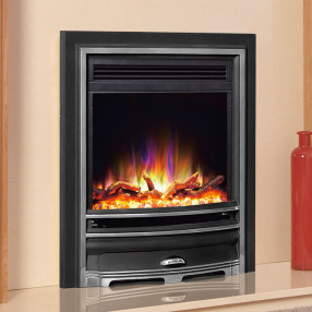 Celsi Electriflame XD Arcadia Electric Fire, Silver