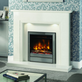 Elgin & Hall Roesia Marble Fireplace Suite
