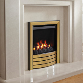 Elgin and Hall Indigo Devotion High Efficiency Gas Fire