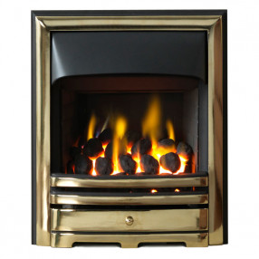 Equinox Conventional Flue Gas Fire