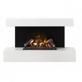 Dimplex Esme Wall Mounted Opti-Myst Electric Fireplace Suite