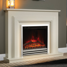 Elgin & Hall Farnham Electric Fireplace Suite