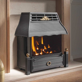 Flavel Emberglow Outset Convector Balanced Flue Gas Fire