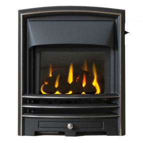 Gallery Lunar High Efficiency Glass Fronted Fire