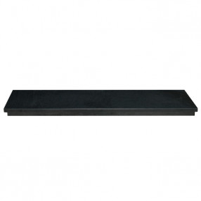 Black Granite Hearth