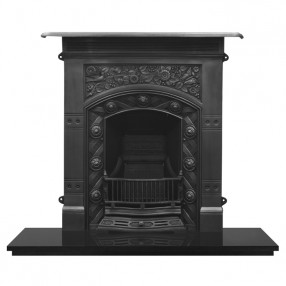 Carron Jekyll Cast Iron Fireplace Suite
