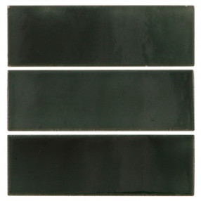 Carron Set of 6 Mid Green Spacer Tiles - LGC055
