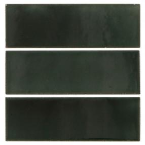 Carron Set of 6 Mid Green Spacer Tiles - LGC055