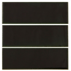 Carron Set of 6 Deep Green Spacer Tiles - LGC056