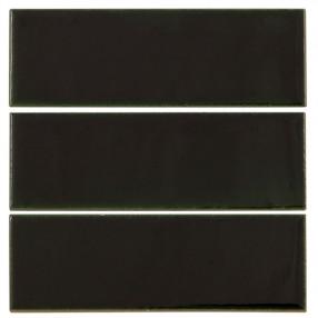 Carron Set of 6 Deep Green Spacer Tiles - LGC056