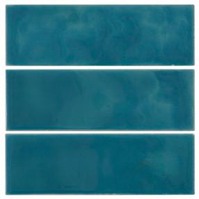 Carron Set of 6  Mid Blue Spacer Tiles - LGC057