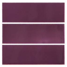 Carron Set of 6 Dark Purple Spacer Tiles - LGC062