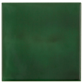 Carron Set of 10 Plain Green Tiles - LGC067