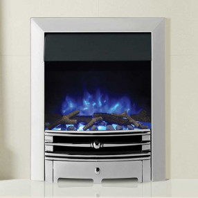 Gazco Logic2 Chartwell Electric Inset Fire
