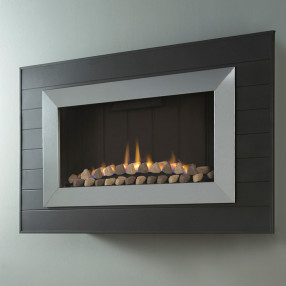 EX DISPLAY Verine Marcello Hang on the Wall Balanced Flue Gas Fire