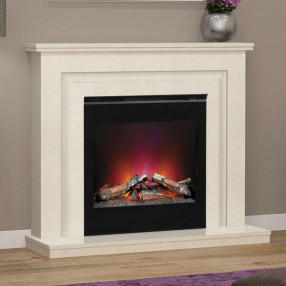 "Elgin & Hall Mariella 50"" Electric Fireplace Suite"