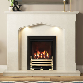 Mataro Manila Mable Fireplace