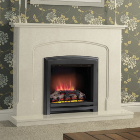 "Elgin & Hall Newham 51"" Electric Fireplace Suite"