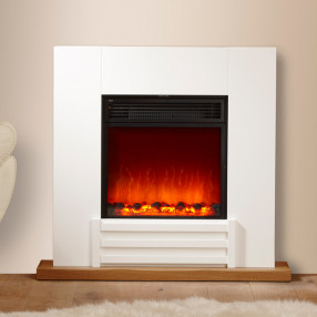 OER Piccolo Electric Fireplace Suite