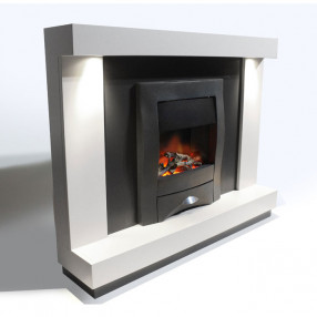 Illusion XP20 Electric Fireplace Suite