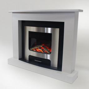 Illusion XP10 Electric Fireplace Suite