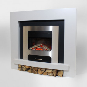 Illusion XP30 Electric Fireplace Suite