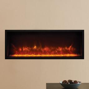 Gazco Radiance 85R Inset Electric Fire Edge