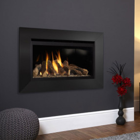Flavel Rocco Balanced Flue Hole in the Wall Gas Fire