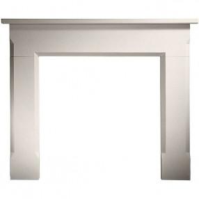 "Gallery Sienna 54"" Limestone Fireplace Surround"