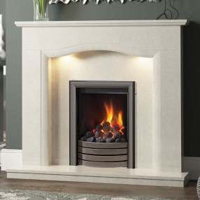 Elgin & Hall Sophia Marble Fireplace Suite