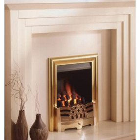 Crystal Super Radiant Inset Gas Fire