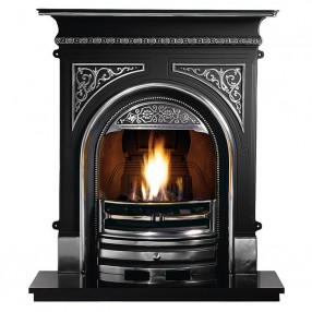Gallery Tregaron Cast Iron Fireplace