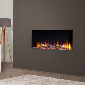 Celsi Ultiflame VR Elite Electric Fire Room Set