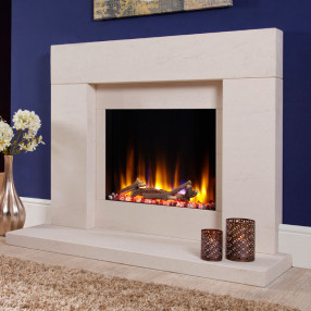 Celsi Rennes Electric Fireplace