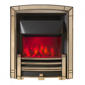 Valor Masquerade Slimline Dimension Electric Fire